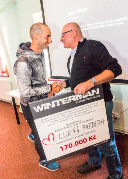 WINTERMAN 2019 Lukáš Pazdera